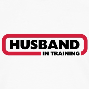 Husband in Training - Men's Premium Longsleeve Shirt