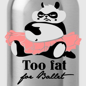 Too fat for Ballet Sweaters - Drinkfles