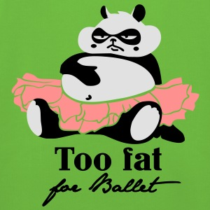 Too fat for Ballet T-Shirts - Kids' Premium Hoodie