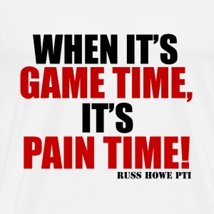Game Time - Women's Hoodie - Men's Premium T-Shirt