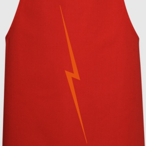 Super Lightning Bolt T-Shirts - Cooking Apron