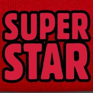 SUPERSTAR Outline Camisetas - Gorro de invierno