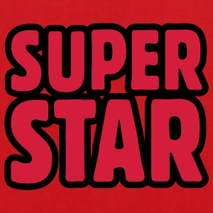 SUPERSTAR Outline Tee shirts - Tote Bag