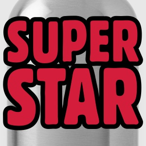 SUPERSTAR Outline T-shirts - Drinkfles