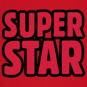 SUPERSTAR Outline Camisetas - Camiseta manga larga bebé
