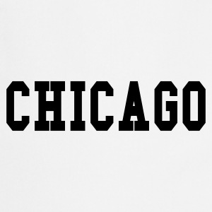 Blanc chicago by wam Sweatshirts - Tablier de cuisine