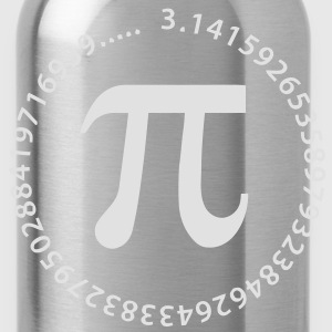 pi_rond  Aprons - Water Bottle