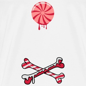 a lollipop without a stem Accessories - Men's Premium T-Shirt
