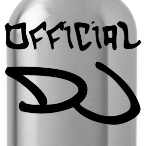 Offical DJ  - Water Bottle