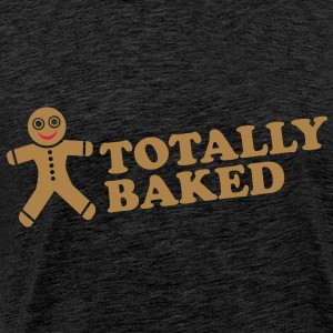 Totally Baked Gensere - Premium T-skjorte for menn