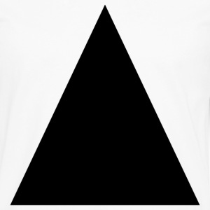 Black Triangle - Men's Premium Longsleeve Shirt