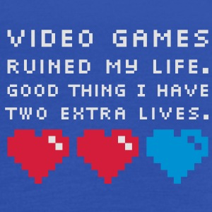 Video Games ruined my life Taschen - Frauen Tank Top von Bella