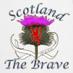 Scotland the brave thistle Hoodies & Sweatshirts - Cooking Apron