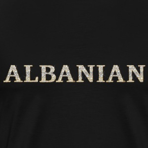 ALBANIAN (diamonds effect) #02 Sweat-shirts - T-shirt Premium Homme