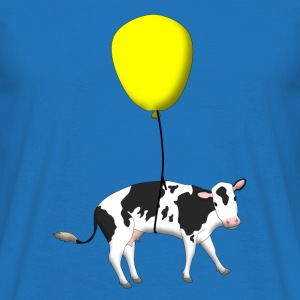 Cow Bags  - Men's T-Shirt
