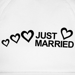 MARRIAGE, MARRIED, MARRIED, honeymoons, LOVE - Baseball Cap