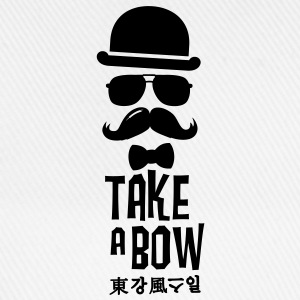 Like a swag bow tie moustache style boss t-shirts Sweat-shirts - Casquette classique