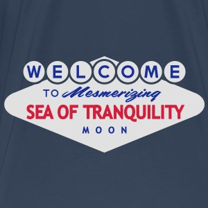 Welcome to Sea of Tranquility Bags  - Men's Premium T-Shirt