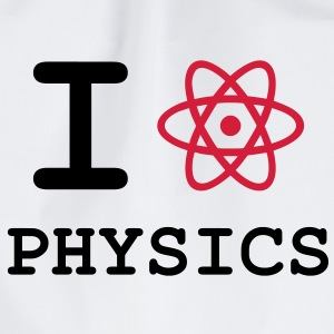 I Love Physics ! Tee shirts - Sac de sport léger