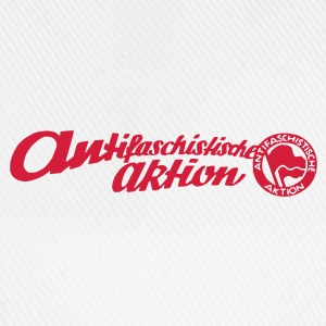 Antifaschistische Aktion - Baseballkappe
