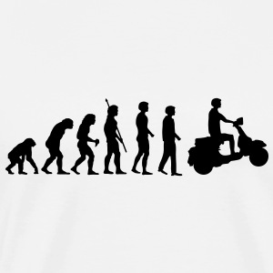 evolution_biker_g1 Hoodies - Men's Premium T-Shirt