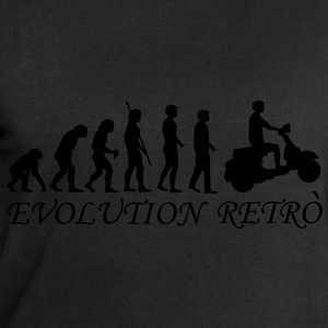 evolution_biker_retrò_g1 Tee shirts - Sweat-shirt Homme Stanley & Stella