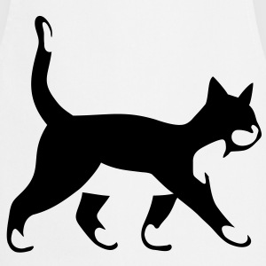 mignon chat, chats, matou Sweat-shirts - Tablier de cuisine