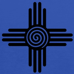 Zia Sun Spiral I Zia Pueblo I New Mexico I 1c I Hoodies & Sweatshirts - Women's Tank Top by Bella