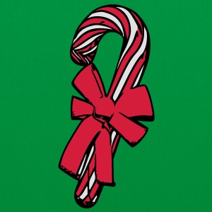 christmas candy cane - Tote Bag