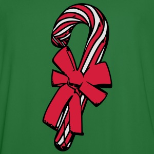 christmas candy cane - Men's Football Jersey