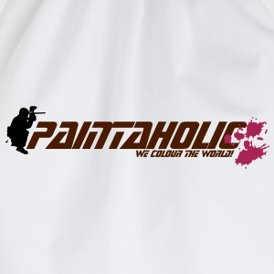 Paintball Langarmshirts - Turnbeutel