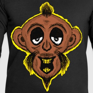 Drunken Monkey T-Shirts - Men's Sweatshirt by Stanley & Stella