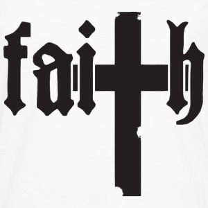 Faith - Men's Premium Longsleeve Shirt