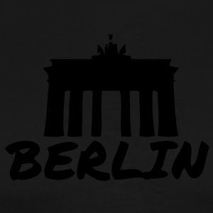 Tablier berlin - T-shirt Premium Homme