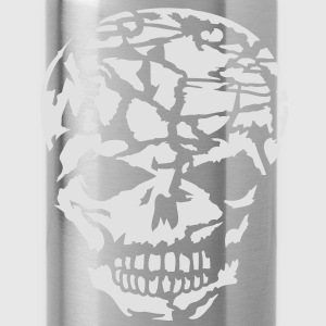 A broken skull Bags  - Water Bottle