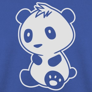 Kawaii Panda - Pandabär Tee shirts - Sweat-shirt Homme