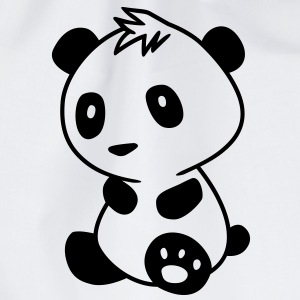 Kawaii Panda - Pandabär Shirts - Drawstring Bag