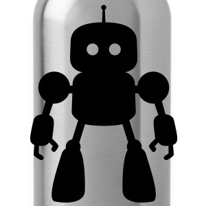 I Robot T-Shirts - Water Bottle