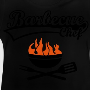 Barbecue Chef Grill Master - Grilling BBC Fire T-shirts - Baby T-shirt
