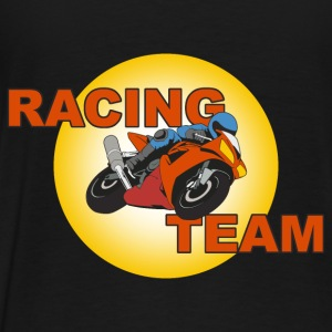 racing team 03 Sweat-shirts - T-shirt Premium Homme