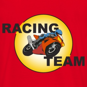 racing team 02 Sweat-shirts - T-shirt Homme
