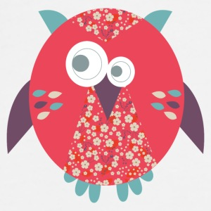 red owl Accessories - Men's Premium T-Shirt