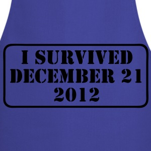 i survived Hoodies & Sweatshirts - Cooking Apron