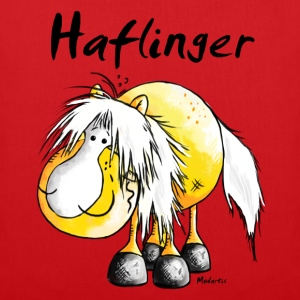 Haflinger- Haflingeren - Cartoon - Hest Sweatshirts - Mulepose