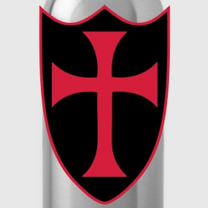 templar cross Tee shirts - Gourde