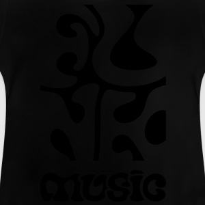 Funk Music Musik Soul 70er Jahre  T-Shirts - Baby T-Shirt