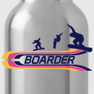 Boarder T-Shirts - Trinkflasche