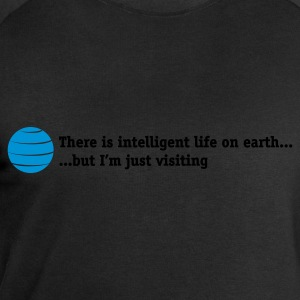 Intelligent Life (2c, ENG) - Sweat-shirt Homme Stanley & Stella
