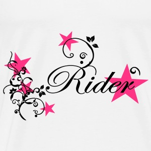 Rider Tribal Sterne Shirts - Men's Premium T-Shirt