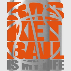 Basketball is my Life.  Baloncesto bolsas - Cantimplora